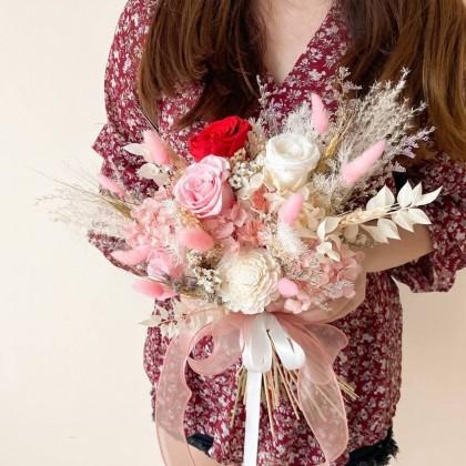 Harriet Preserved Bridal Bouquet